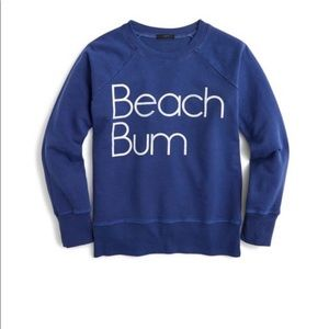 Beach Bum Sweatshirt